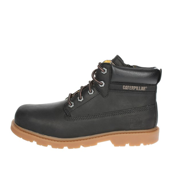 Caterpillar Shoes Amphibians Black P102360