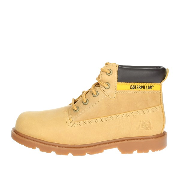 Caterpillar Shoes Amphibians Yellow P102351