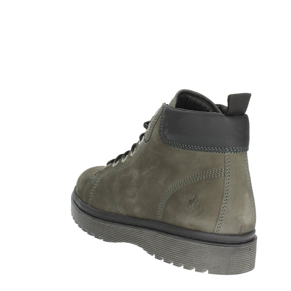 Lumberjack Shoes Boots Grey SM51301-001