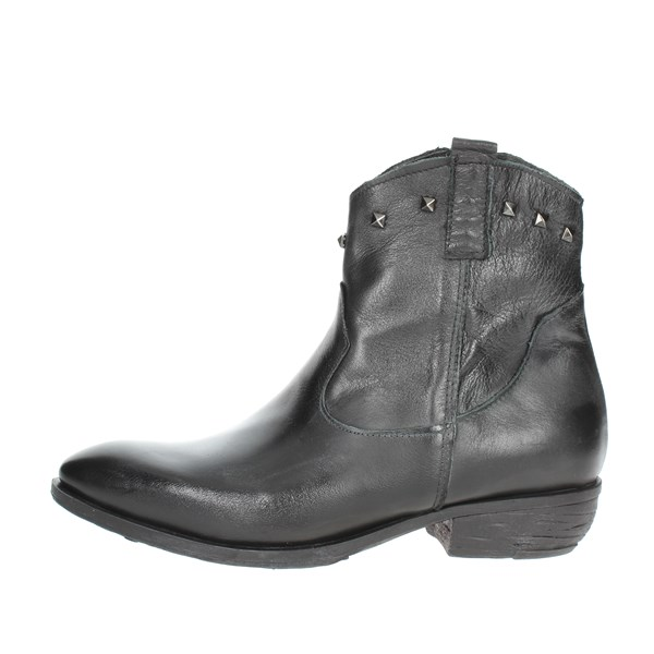 Tfa Shoes Ankle Boots Black STELLA2