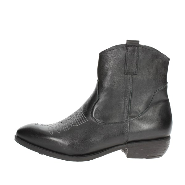 Tfa Shoes Ankle Boots Black STELLA90