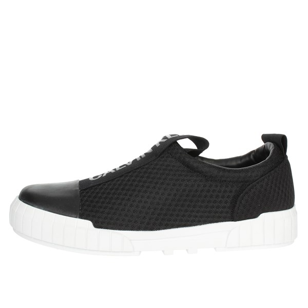 Calvin Klein Jeans Shoes Sneakers Black S1737