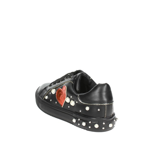 Braccialini Shoes Sneakers Black TA85