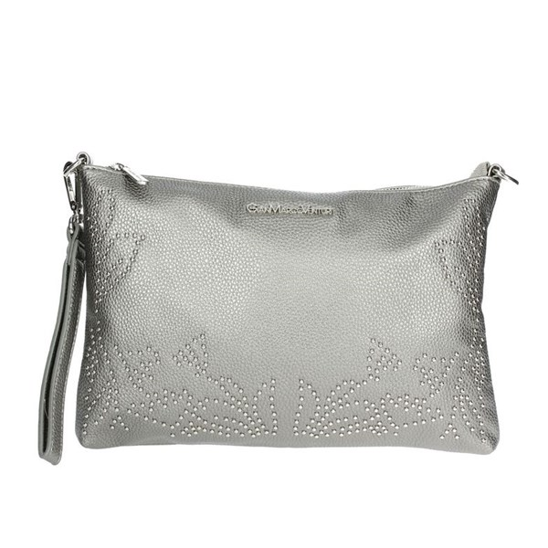 Gianmarco Venturi Accessories Shoulder Bag Charcoal grey G10-0066M06
