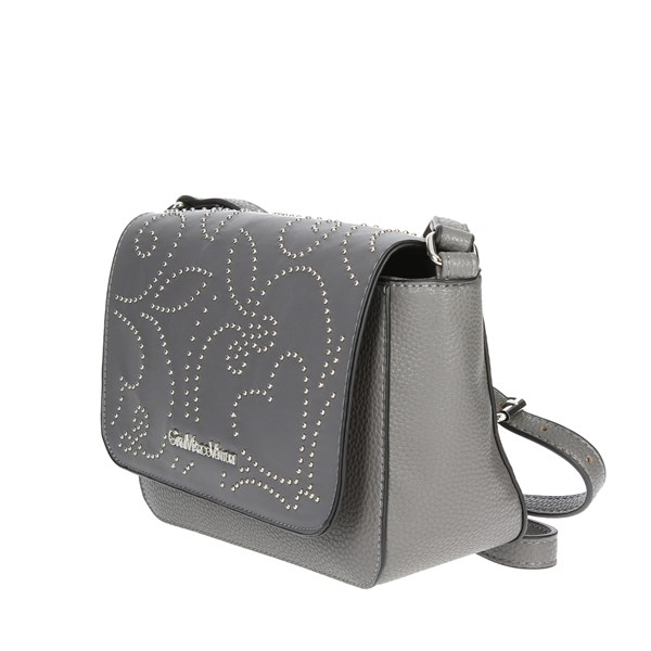 Gianmarco Venturi Accessories Bags Grey G10-0069M06