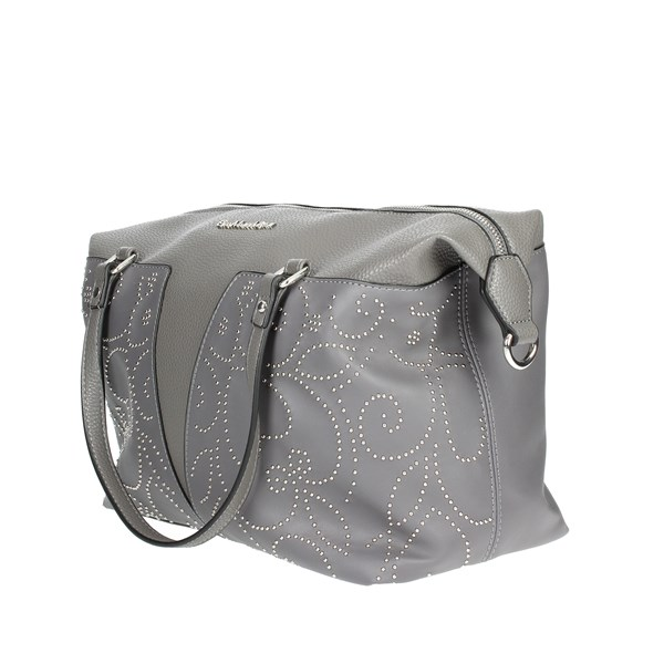 <Gianmarco Venturi Accessories Bags Grey G10-0069M08