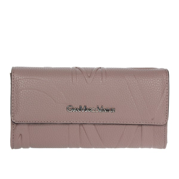 Gianmarco Venturi Accessories Wallet Rose G56-0047P33