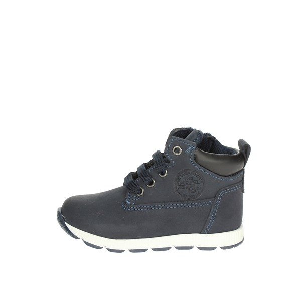 Mkids Shoes Laced Blue MK1032B8I.B