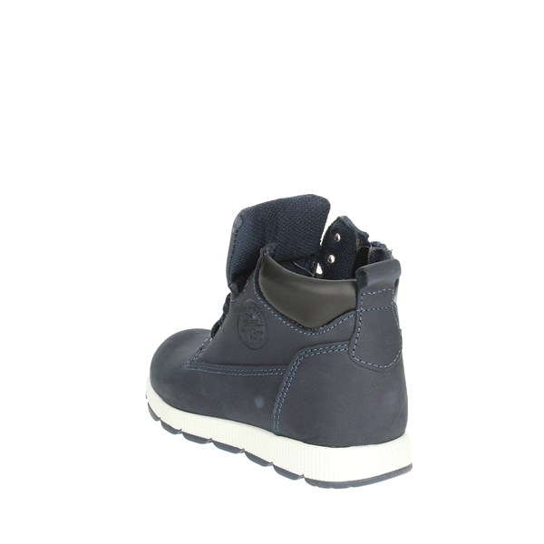 Mkids Shoes Laced Blue MK2032D8I.A