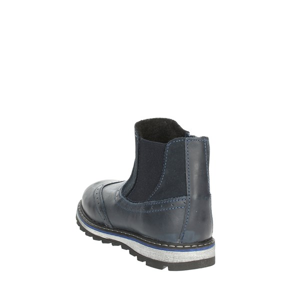 Mkids Shoes Ankle Boots Blue MK2067D8I.C
