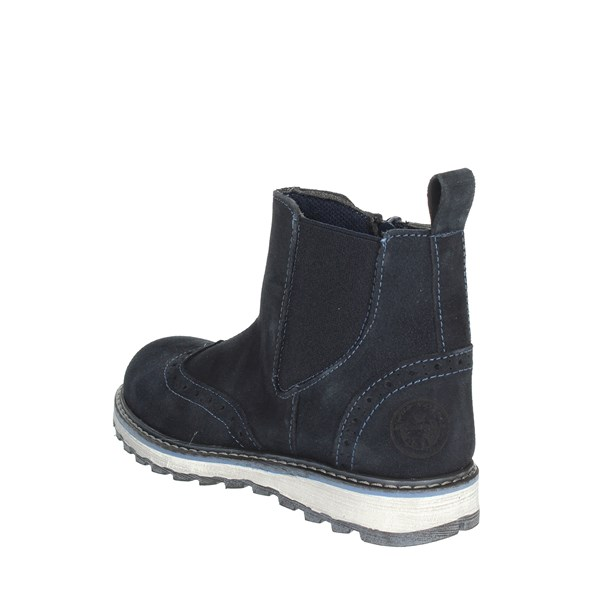Mkids Shoes Ankle Boots Blue MK6624F8I.X
