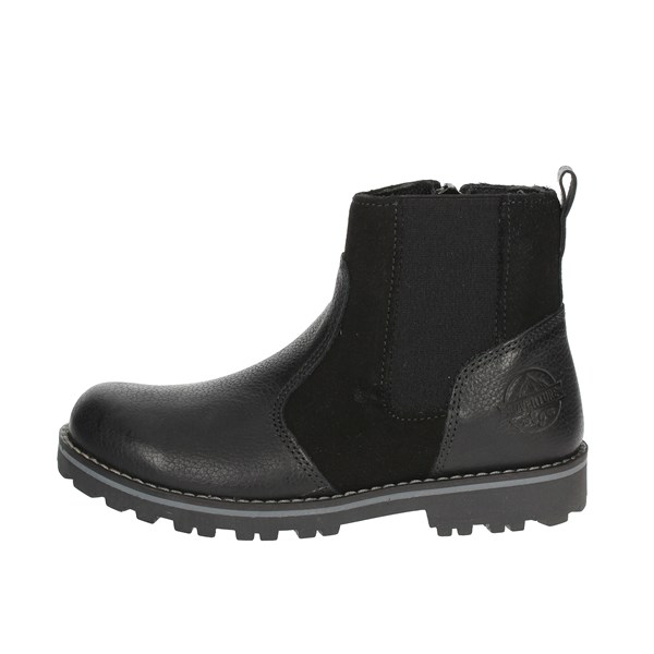Mkids Shoes boots Black MK6615F8I.K