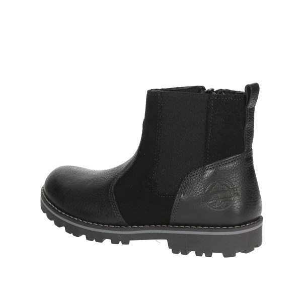 Mkids Shoes Ankle Boots Black MK6615F8I.K