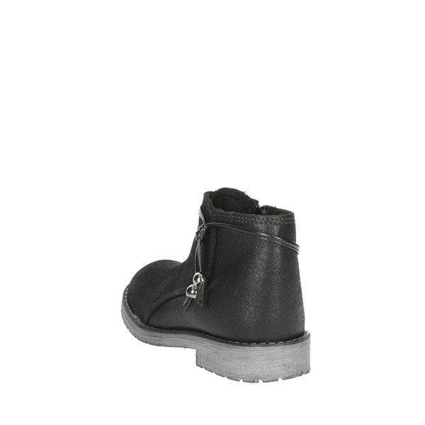 Mkids Shoes Ankle Boots Black MK2736D8I.A