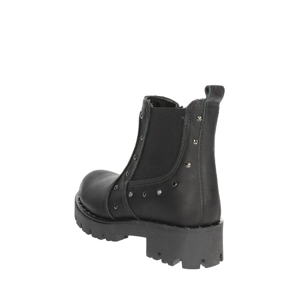 Mkids Shoes Ankle Boots Black MK6640F8I.A