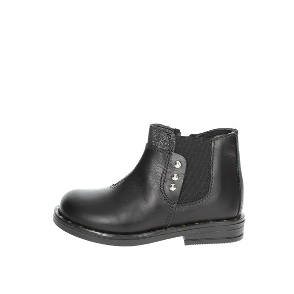 Mkids Shoes Ankle Boots Black MK1741B8I.B