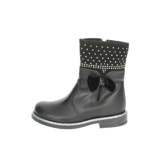 Mkids Shoes Boots Black MK2968D8I.A