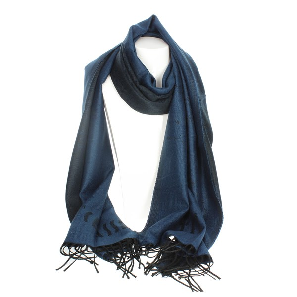 1 Classe Accessories Scarves Blue K 2458 0276