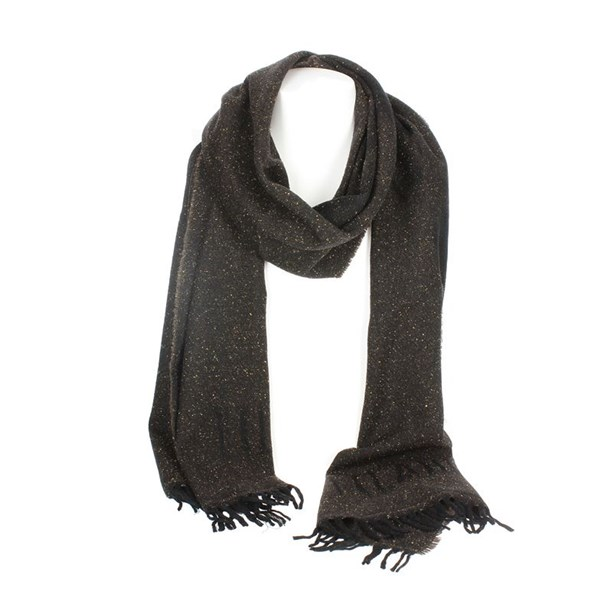 1 Classe Accessories Scarves Brown K 0448 MUSI