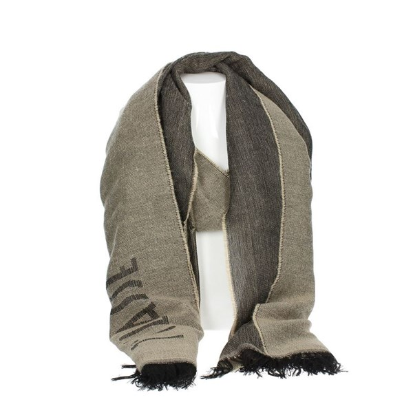 1 Classe Accessories Scarves Brown K 1080 8540