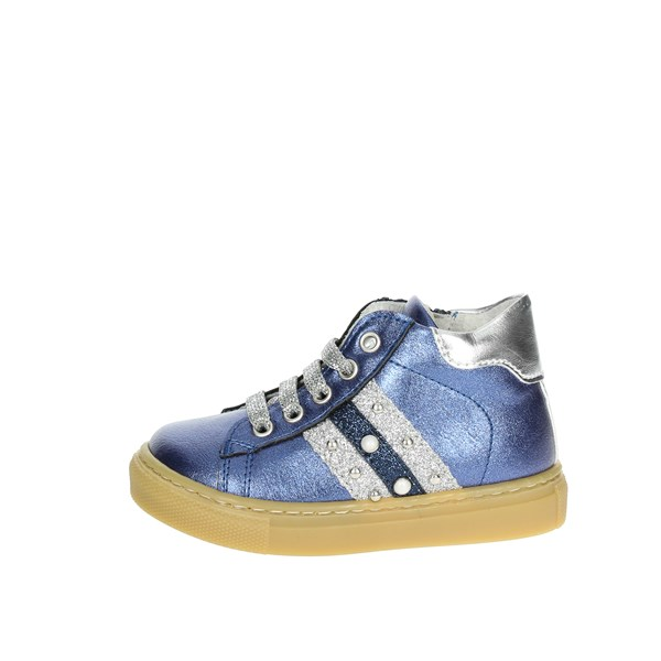 Alberto Guardiani Shoes High Sneakers Purple GK26259P