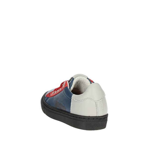 Alberto Guardiani Shoes Sneakers Blue GK26208P