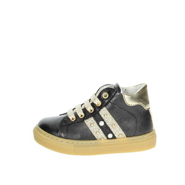 Alberto Guardiani Shoes Sneakers Black GK26259P