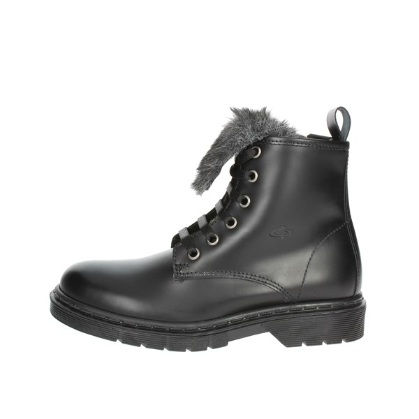 Alberto Guardiani Shoes Boots Black GK2627G
