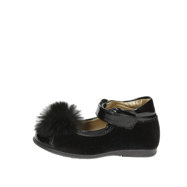 Viviane Shoes Ballet Flats Black 1847-1