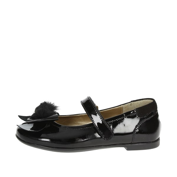 Viviane Shoes Ballet Flats Black 8658-3