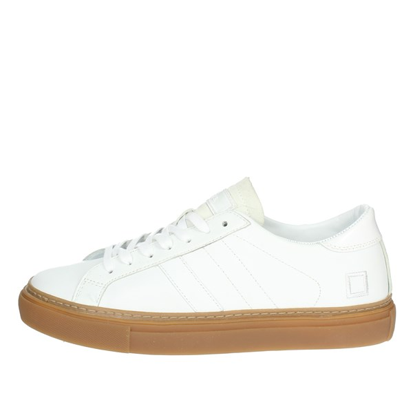 D.a.t.e. Shoes Low Sneakers White I18-13