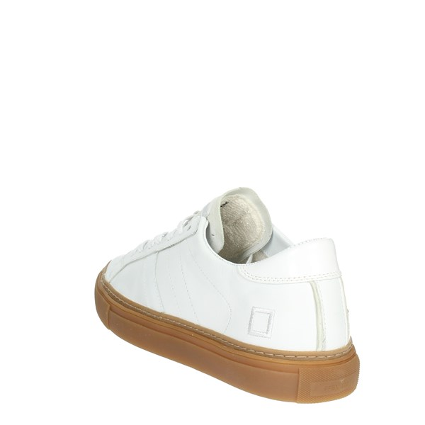 <D.a.t.e. Shoes Low Sneakers White I18-13