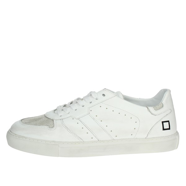 D.a.t.e. Shoes Low Sneakers White I18-8