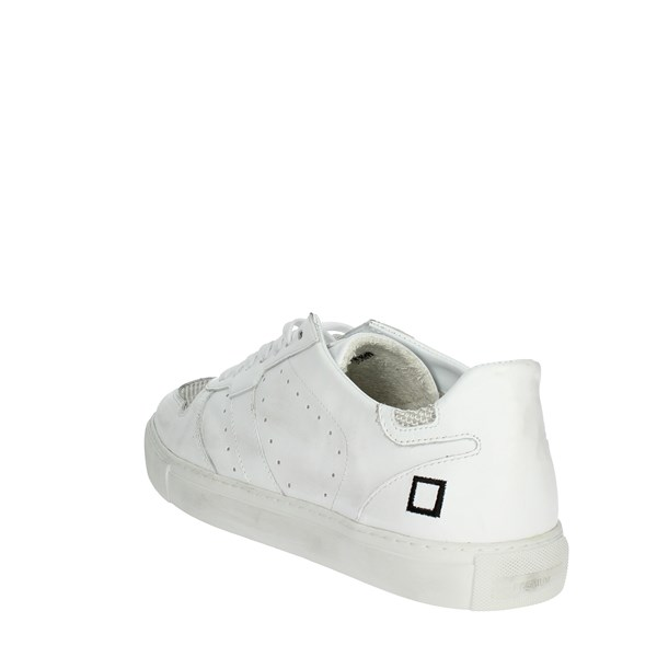<D.a.t.e. Shoes Low Sneakers White I18-8