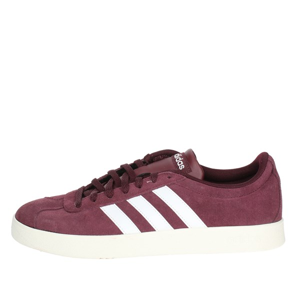 Adidas Shoes Sneakers Burgundy B43809