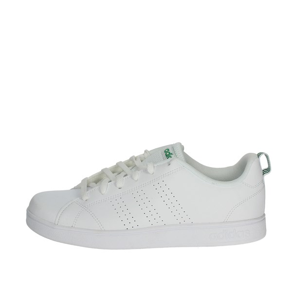 Adidas Shoes Low Sneakers White/Green AW4884