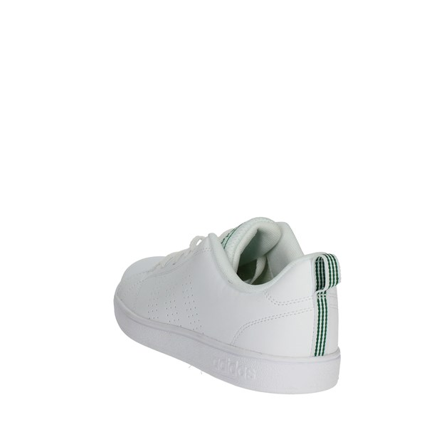 <Adidas Shoes Low Sneakers White/Green AW4884