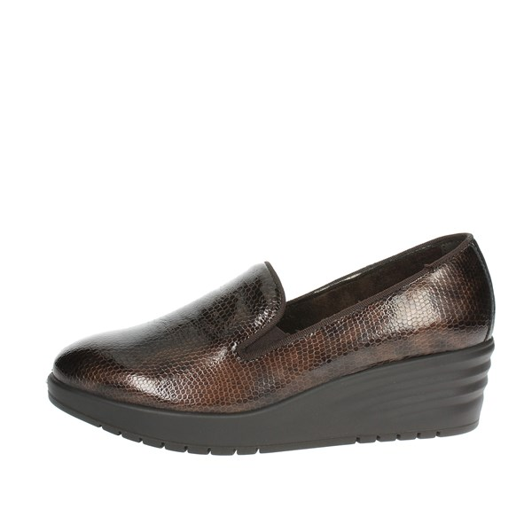 Imac Shoes Moccasin Brown 206430