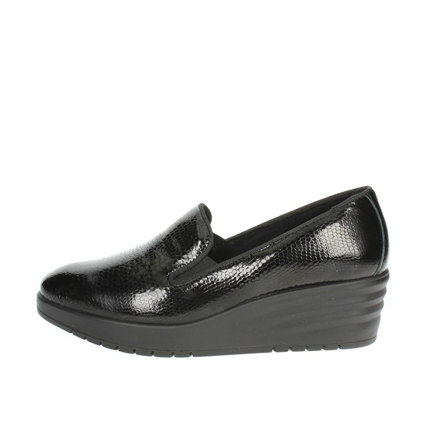 Imac Shoes Moccasin Black 206430
