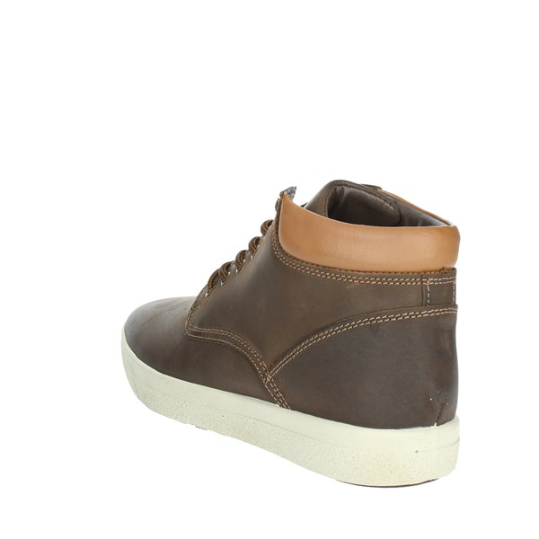 Imac Shoes Laced Brown 204340