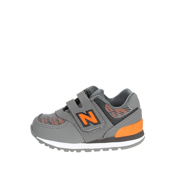 New Balance Shoes Low Sneakers Grey IV574OC
