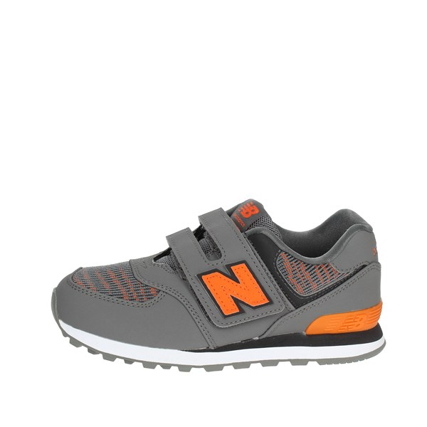 New Balance Shoes Low Sneakers Grey YV574OC