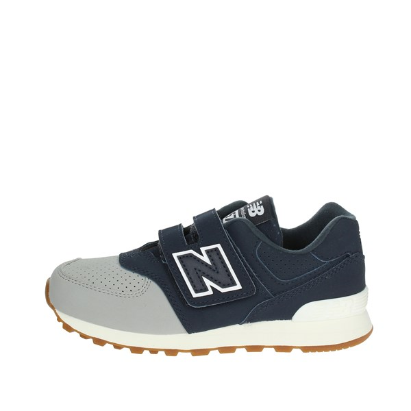 New Balance Shoes Low Sneakers Blue YV574BUB