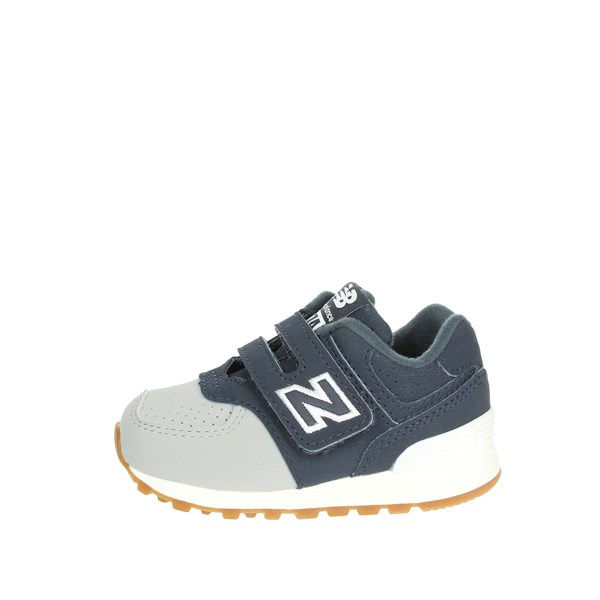 New Balance Shoes Low Sneakers Blue IV574BUB