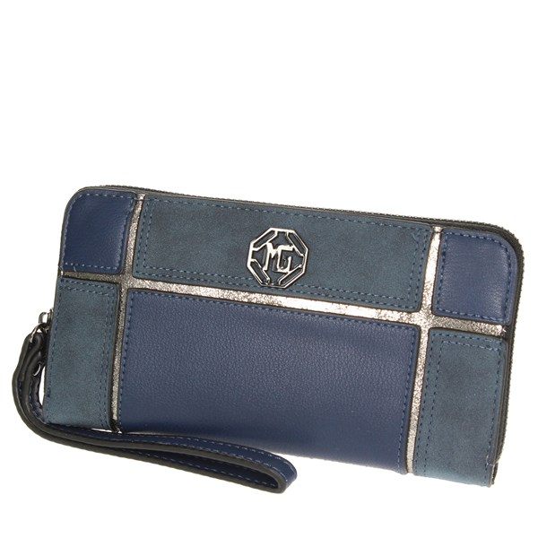 Marina Galanti Accessories Wallets Blue 56-139-1
