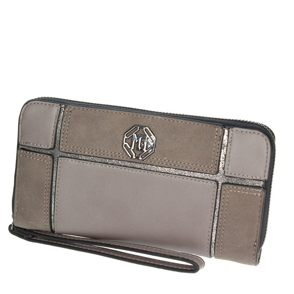 Marina Galanti Accessories Wallets Brown Mud 56-139-1