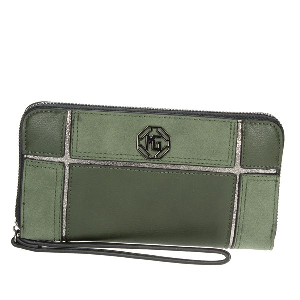 Marina Galanti Accessories Wallets Dark Green 56-139-1