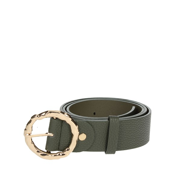 Marina Galanti Accessories Belts Green 90-022-4
