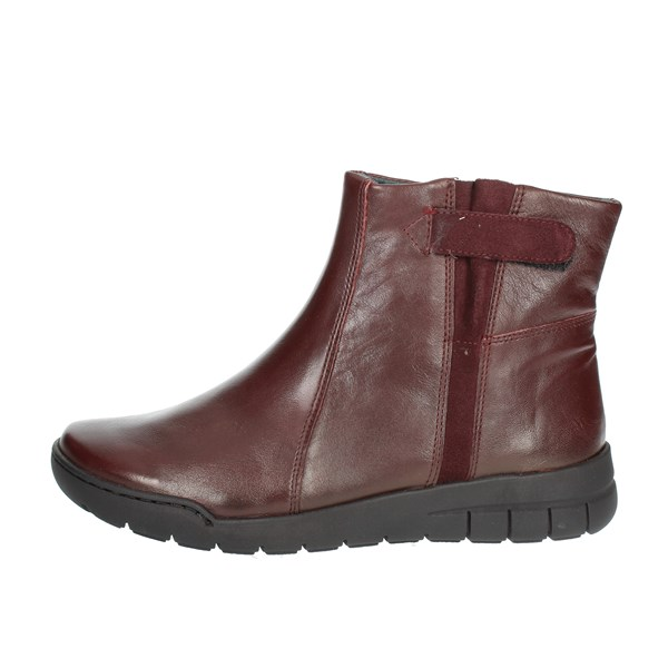 Easy'n Rose Shoes boots Burgundy 290-120