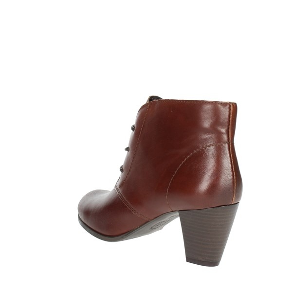 Easy'n Rose Shoes boots Brown leather 10095